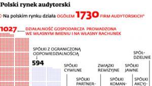 Polski rynek audytorski