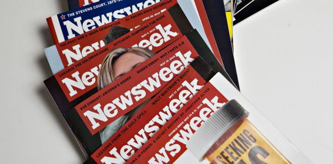 """Ostatnie drukowane wydanie renomowanego amerykańskiego tygodnika """"Newsweek"""", który w przyszłym roku będzie miał 80 lat, trafi na rynek 31 grudnia 2012 roku."""