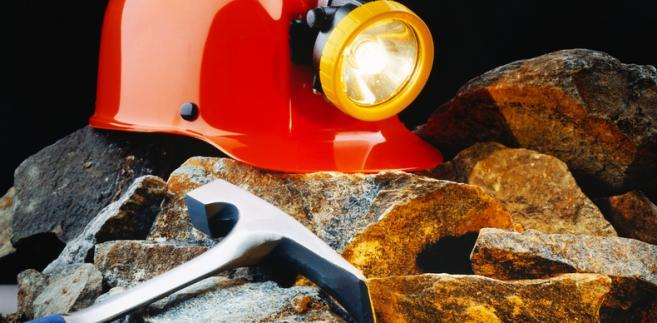 górnik, kopalnia, przemysł
