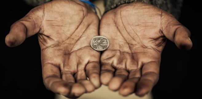 Zgodnie z raportem ONZ  jedna piąta dzieci w Stanach żyje w biedzie.