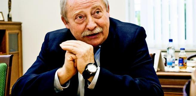 Antoni Górski, przewodniczący Krajowej Rady Sądownictwa