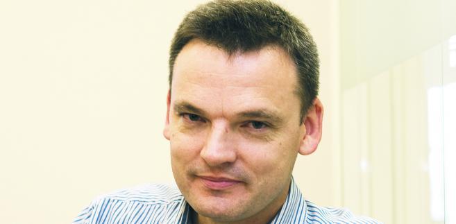 Krzysztof Jedlak, szef Gazety Prawnej