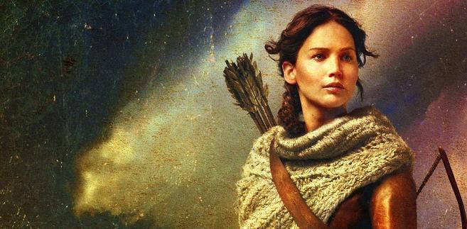 """Jennifer Lawrence w filmie """"Igrzyska śmierci: W pierścieniu ognia"""""""