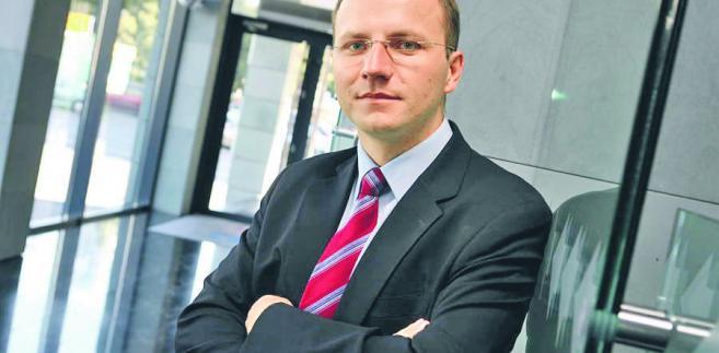 Szymon Parulski, doradca podatkowy i wspólnik w Parulski i Wspólnicy