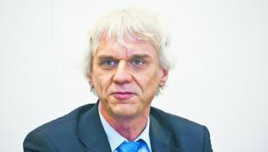 """Maciej Strączyński, sędzia, prezes Stowarzyszenia Sędziów Polskich """"Iustitia"""""""