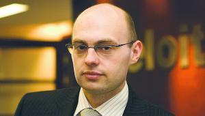 Ernest Frankowski, menedżer w Deloitte