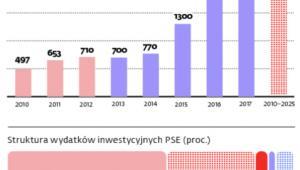 Rusza lawina inwestycji w przesył prądu