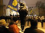 Przegrana noc <strong>ukraińskiej</strong> opozycji: Milicja zlikwidowała barykady w Kijowie
