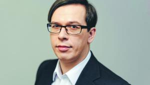 Karol Orzechowski adwokat od półtora roku prowadzący indywidualną kancelarię