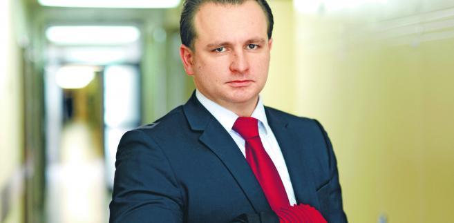 Jacek Skała / fot. Paweł Ulatowski