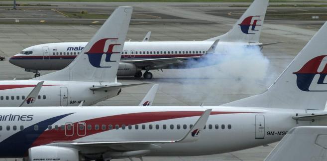 Samoloty Malaysia Airlines