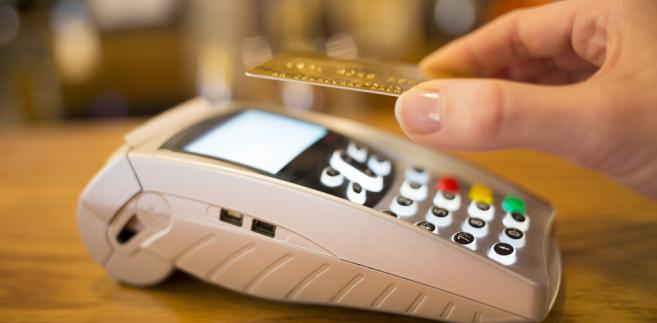 płatności zbliżeniowe-terminal