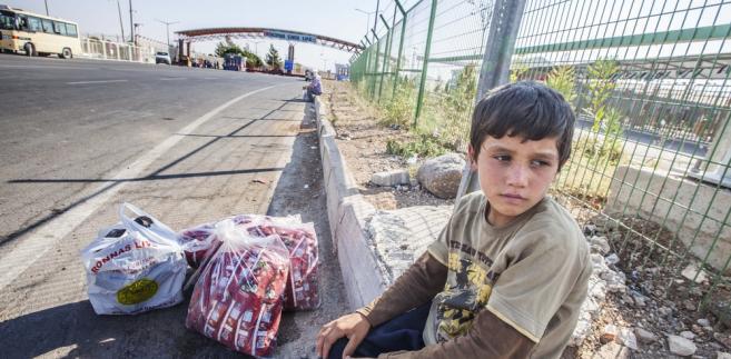 uchodźca
