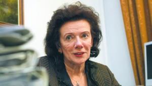 """Irena Kamińska, prezes Stowarzyszenia Sędziów """"Themis"""", sędzia Naczelnego Sądu Administracyjnego"""
