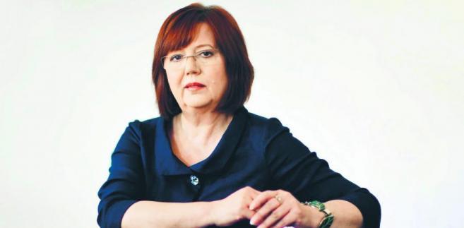 Krystyna Barbara Kozłowska, rzecznik praw pacjent