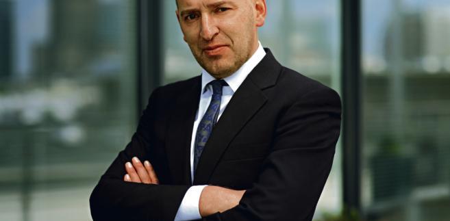 Piotr Staroń radca prawny, partner zarządzający w kancelarii Staroń & Partners Sp. k.