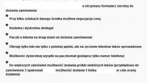 Nielegalne leki można bez problemu dostać w Internecie