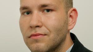 Patryk Słowik, dziennikarz Dziennika Gazety Prawnej
