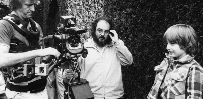 Lśnienie, Stanley Kubrick