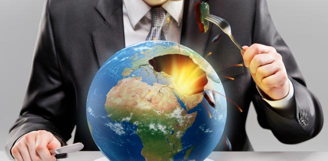 ziemia, glob, biznes