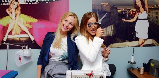 Marta Wiznerowicz i Agata Olszyńska prowadzą wspólny biznes od dwóch lat, a już zdobyły tysiące klientek