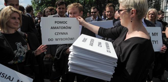 Marsz adwokatów
