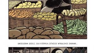 Dzień targowy - plansza
