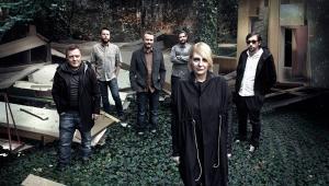 """Za nagrania rockowe Fryderyka otrzymał zespół HEY za płytę """"CDN"""". Jest to 32 statuetka tego zespołu."""