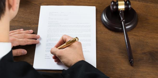 pozew dokument prawo