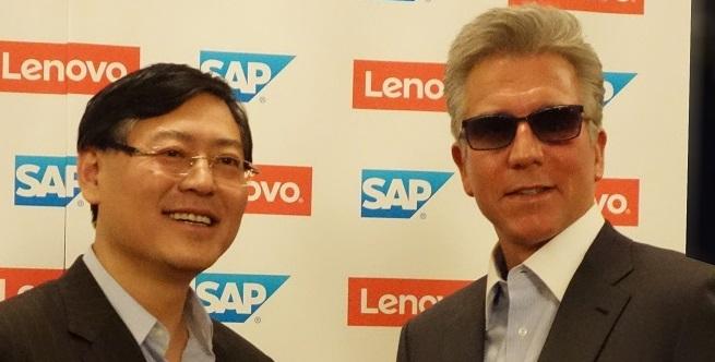 SAP i Lenovo planują zaawansowane rozwiązania