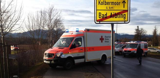 Katastrofa kolejowa w Bawarii