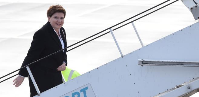 Polskę na szczycie reprezentować będzie premier Szydło