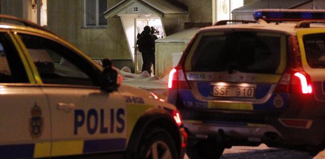 Szwecja zamieszki uchodźcy