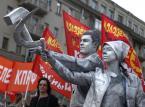 Moskwa: 100 tys. ludzi na pierwszomajowym pochodzie