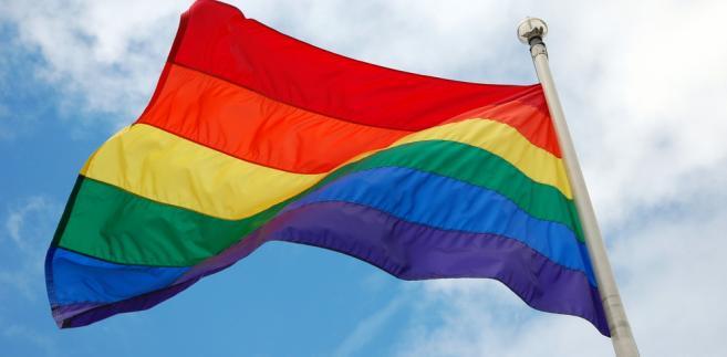 Flaga LGBTQ