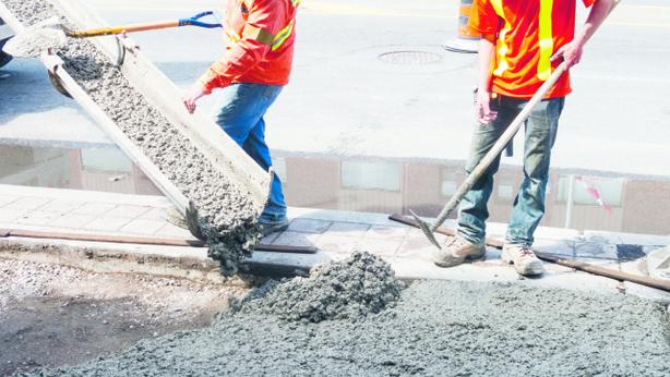Sprawa dotyczyła spółki jawnej, która produkowała, dostarczała i wylewała beton w lokalach mieszkaniowych.