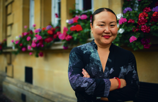 Hanya Yanagihara. Źródło: GETTY IMAGES