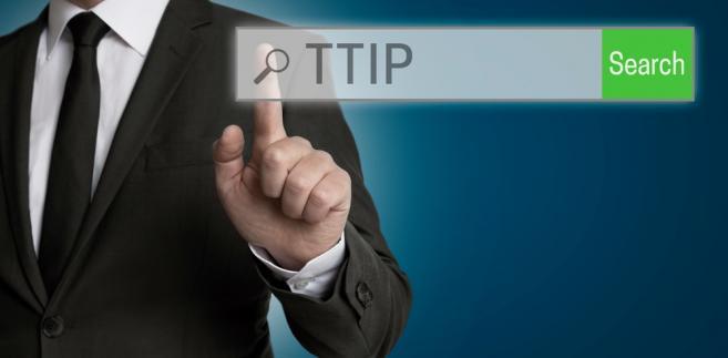 TTIP umowa handlowa