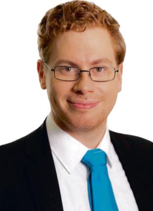 dr hab. Konrad Lachmayer, specjalista od porównawczego prawa konstytucyjnego z Uniwersytetu w Durham i Węgierskiej Akademii Nauk
