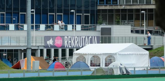 Rektor AWF w Poznaniu: Rekrutacja była sprawna i bezpieczna