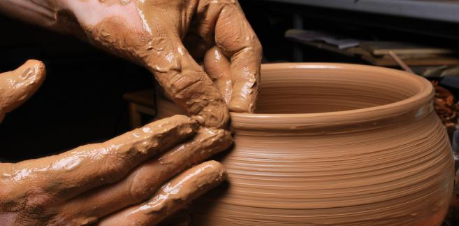 ceramika, glina