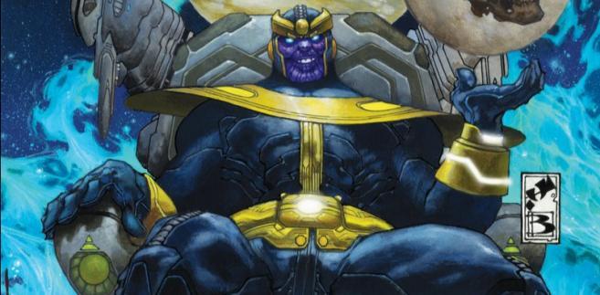 Thanos powstaje