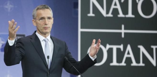 Stoltenberg: Wielka Brytania i Rumunia wejdą w skład batalionu NATO w Polsce