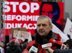 Broniarz: Manifestacja to obywatelski protest wobec chaosu w oświacie