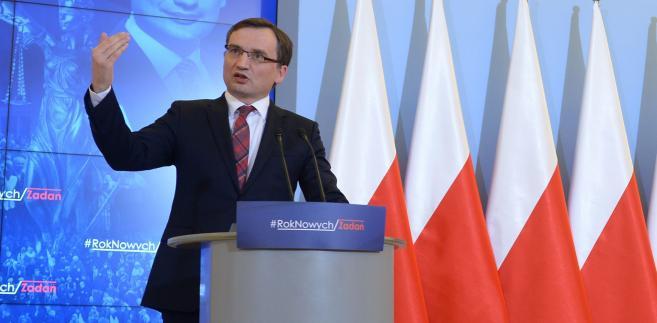 Zmiany mają dotyczyć Krajowej Szkoły Sądownictwa i Prokuratury (KSSiP) w Krakowie.