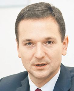 Waldemar Buda poseł Prawa i Sprawiedliwości