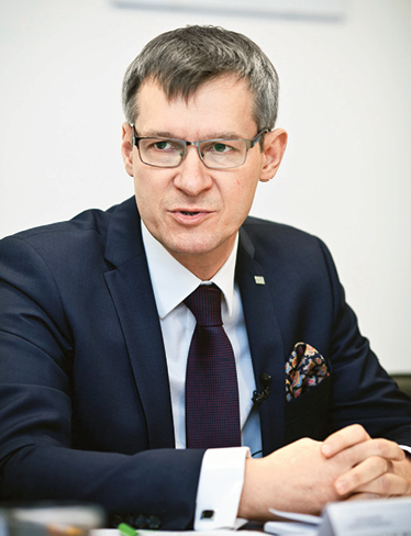 Krzysztof Burnos prezes Krajowej Rady Biegłych Rewidentów