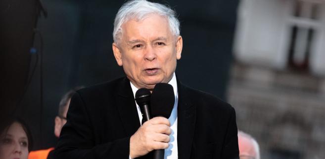 Stołeczny sąd oddalił pozew, który wobec lidera PiS Jarosława Kaczyńskiego wystosowała działaczka Obywateli RP