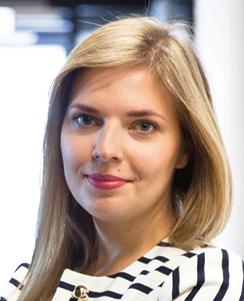 Anna Krzanicka-Burda aplikant radcowski, kancelaria DLA Piper Wiater