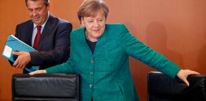 """Merkel podkreśliła, że tolerancja jest wynikiem """"trwającego przez wiele stuleci i pełnego cierpień procesu uczenia się"""""""